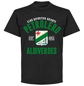 Oriente Petrolero Established T-Shirt - Black