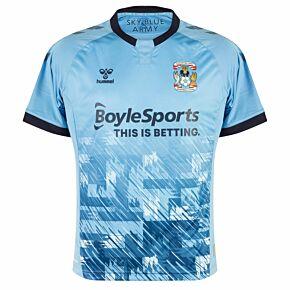 20-21 Coventry City Home Shirt