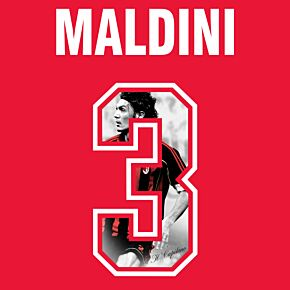 Maldini 3 (Gallery Style)