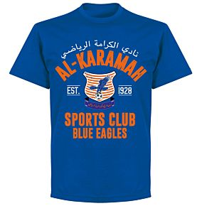 Al-Karamah Established T-Shirt Royal