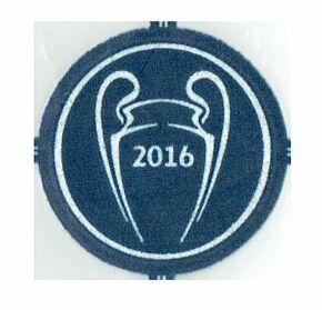 2016 C/L Winner Patch - KIDS Real Madrid 55mm