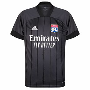 20-21 Olympique Lyon Away Shirt