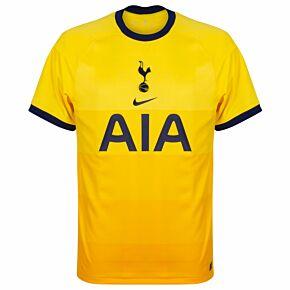 20-21 Tottenham 3rd Shirt