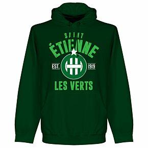 Etienne Established Hoodie - Bottle Green