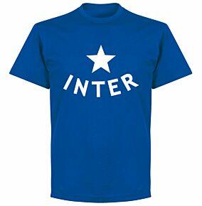 Inter Star KIDS T-shirt - Royal Blue