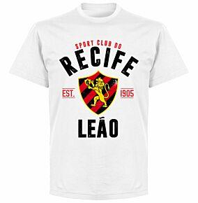 Recife Established T-Shirt - White