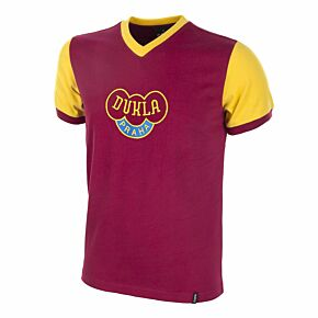 1960's Dukla Prague Home Retro Shirt