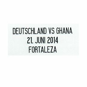 Deutschland Vs Portugal 16th June 2014 World Cup Matchday Transfer