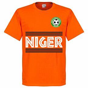 Niger Team Tee - Orange