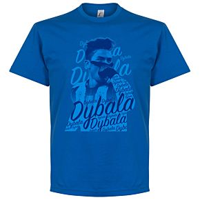Paulo Dybala Celebration Tee - Royal