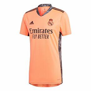 20-21 Real Madrid Away GK Shirt