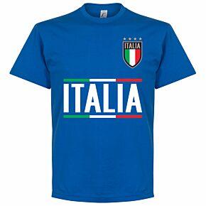Italy Team KIDS T-shirt - Royal Blue