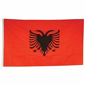 Albania Large Flag 3ft x 5ft