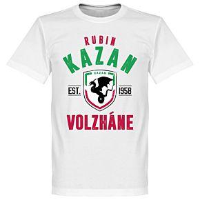 Rubin Kazan Established Tee - White