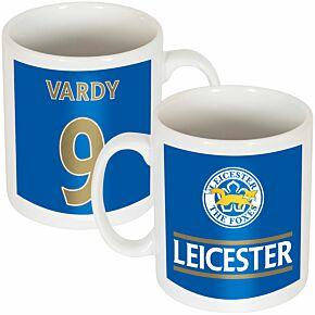 Leicester City Vardy Mug