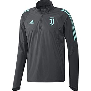 adidas Juventus Training Top - grau 2019-2020