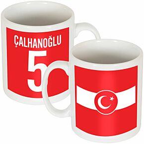 Turkey Calhanoglu Team Mug