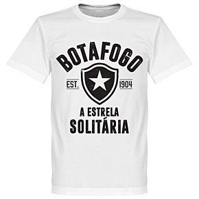 Botafogo Established Tee - White