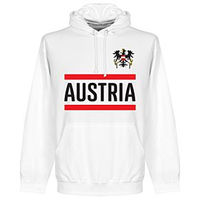 Austria Team Hoody - White