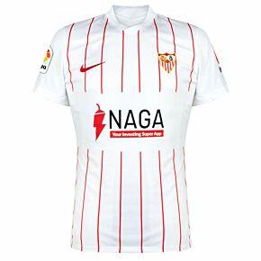 21-22 Sevilla Home Shirt