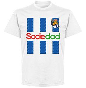 Sociedad Team T-shirt - White