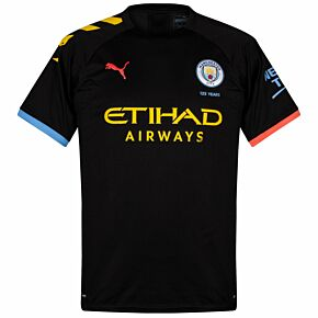 Puma Man City Away Jersey 2019-2020