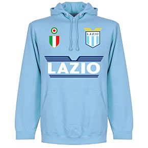 Lazio Team Hoodie - Sky