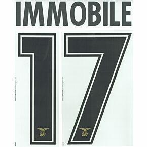 Immobile 17 (Official)19-20 Lazio Home