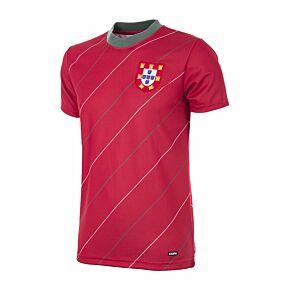 1984 Portugal Home Retro Shirt