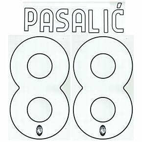 Pašalić 88 (Official Printing) - 20-21 Atalanta Home