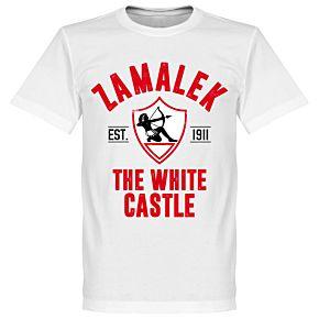 Zamalek Established Tee - White