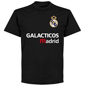 Galácticos Madrid Team T-shirt - Black
