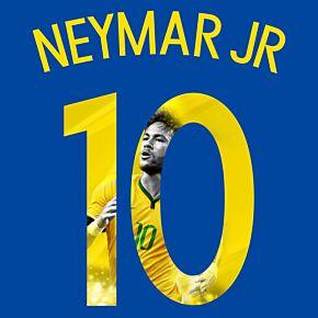 Neymar Jr 10 (Gallery Style)