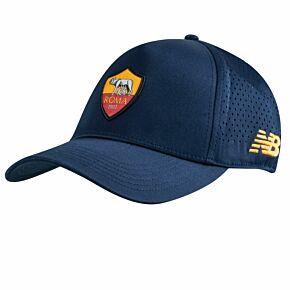 21-22 AS Roma Elite Cap - Navy
