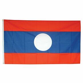 Laos Large Flag