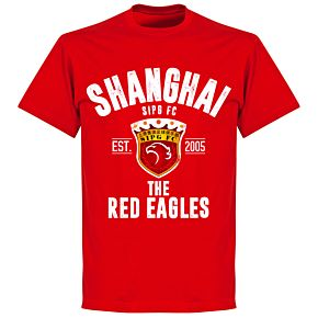 Shanghai SIPG Established T-shirt - Red
