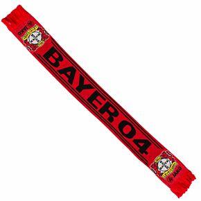 Bayer Leverkusen Scarf 2017 / 2018 - Red