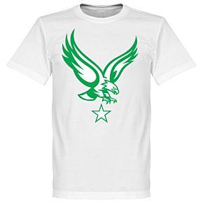 Togo Eagle Tee - White