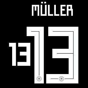Müller 13 (Official Printing)