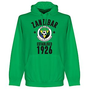 Zanzibar Established Hoodie - Green