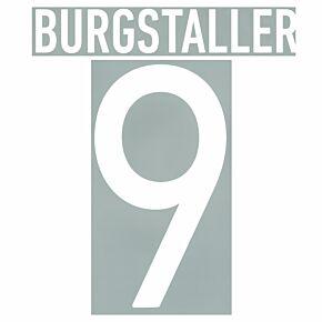 Burgstaller 9 (Official Printing) - 21-22 St Pauli Home