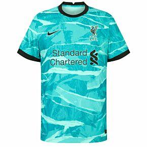 20-21 Liverpool Vapor Match Away Shirt