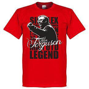 Ferguson Legend Tee - Red