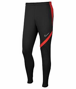 Nike Academy Pro Knit Pants -Grey/Red