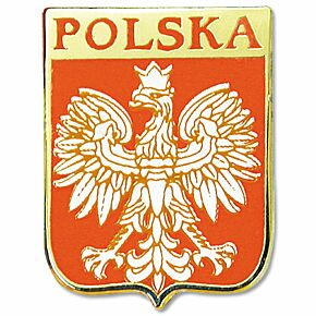 Poland Enamel Pin Badge
