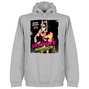 Ultimate Warrior Hoodie - Grey