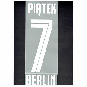 Piatek 7 (Official Printing) - 20-21 Hertha Berlin Away