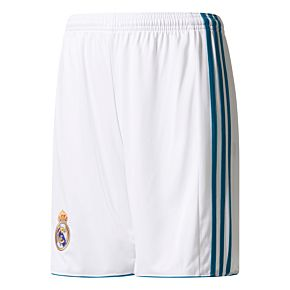 Real Madrid Home KIDS Shorts 2017 / 2018