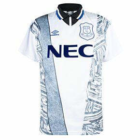 1995 Everton Away Retro Shirt - Umbro