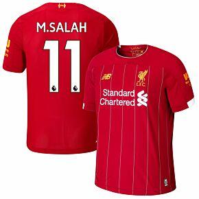 New Balance Liverpool Home M.Salah 11 Jersey 2019-2020